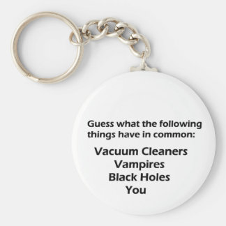 Guess what the following things have in common.... keychain