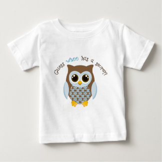 Guess who has a secret big brother baby T-Shirt