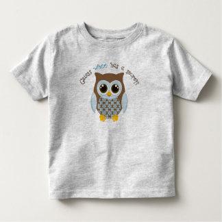 Guess who has a secret toddler t-shirt