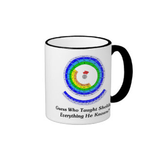 Guess Who Taught Sheldon Everything He Knows? Ringer Mug