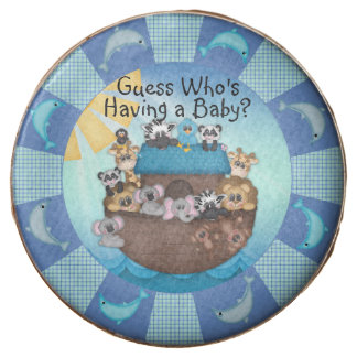 Guess Who's Having A Baby? Dipped Oreo® Cookies
