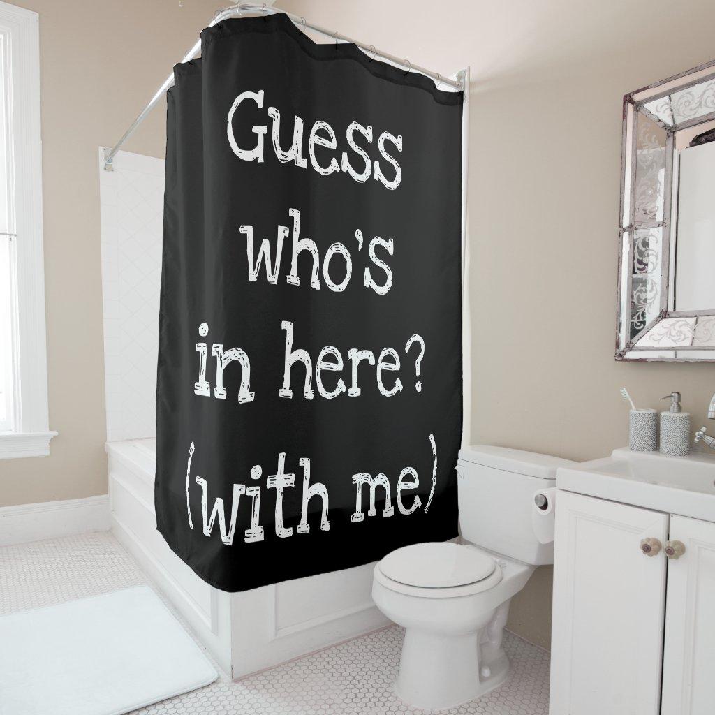 Hilarious Shower Curtains