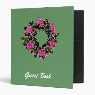 Guest book Binder