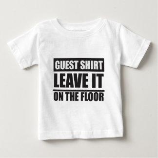 Guest shirt