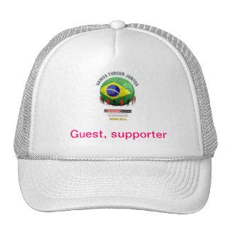 Guest, supporter bone