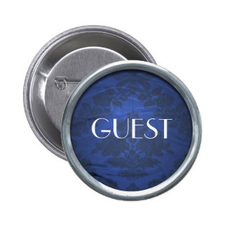 guest template button with silver edge