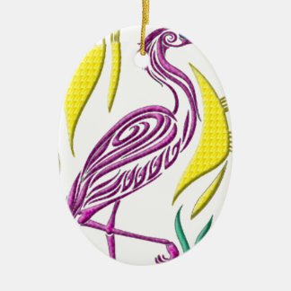 guests  birthday shower party celebration congrats ceramic ornament