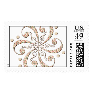 guests  birthday shower party celebration congrats postage