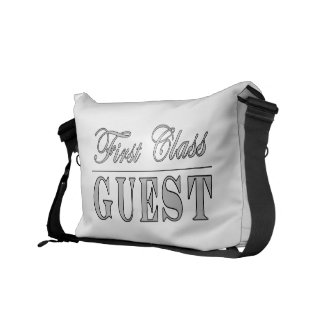 Guests First Class Guest Courier Bag