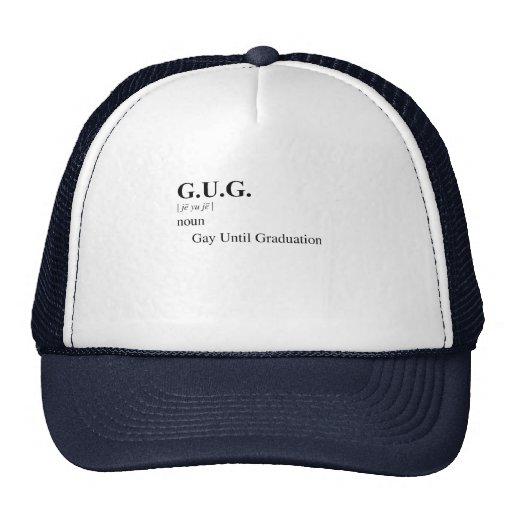 GUG TRUCKER HAT