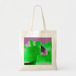 Guggenheim Abstract Tote Bag