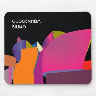 Guggenheim Bilbao Mouse Pad