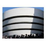Guggenheim en NYC Postales