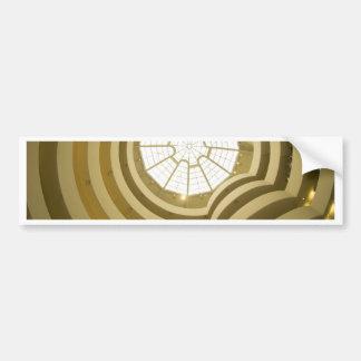 Guggenheim Museum Bumper Sticker