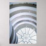 Guggenheim museum print