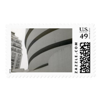 GUGGENHEIM TIMBRES POSTALES
