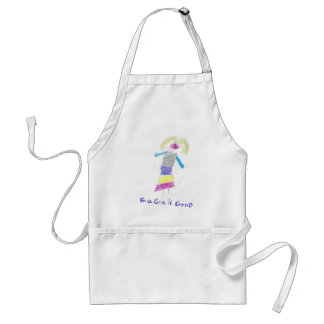 Gugu Learning Center Adult Apron