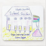 Gugu Learning Center Mouse Pad
