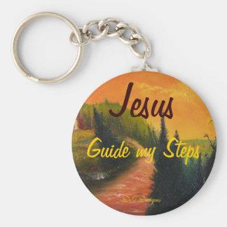 Guía de Jesús mi llavero de los pasos