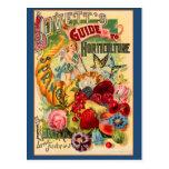 Guía de Lovetts al arte de la horticultura en tarj Tarjetas Postales