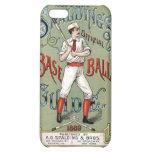 Guía oficial 1889 del béisbol de Spaldings