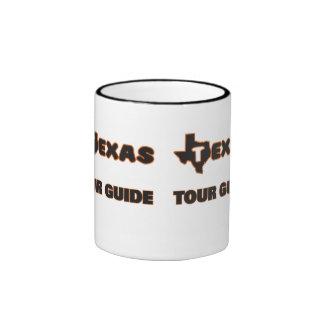 Guía turístico de Tejas Taza A Dos Colores