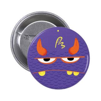 Guiara_bull Pin Redondo 5 Cm