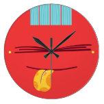 Guiara_clock bad education reloj