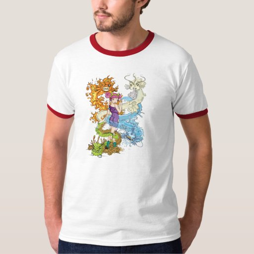 Guiara_dragon T Shirt