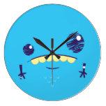 Guiara_grumpy Reloj De Pared