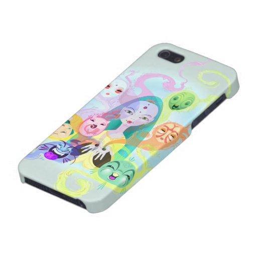 Guiara_mystic iphone iPhone 5 carcasas