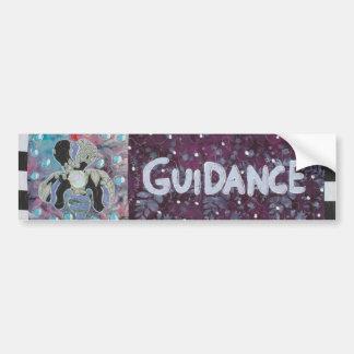 Guidance Car Bumper Sticker