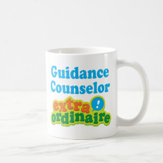 Guidance Counselor Extraordinaire Gift Idea Coffee Mug