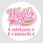 Guidance Counselor Gift Sticker