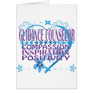 Guidance Counselor Gifts Card