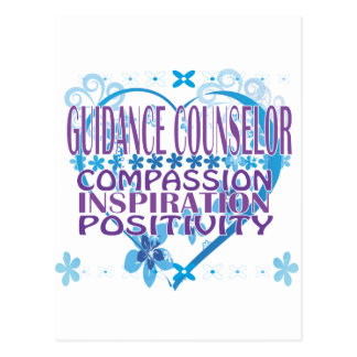 Guidance Counselor Gifts Postcard