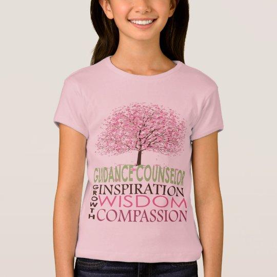 Guidance Counselor Girls Shirt