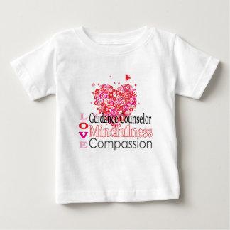 guidance counselor infant t shirt