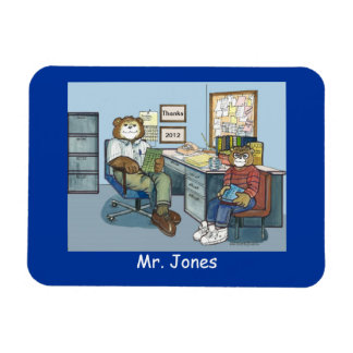 Guidance Counselor Magnet, Personalized with Name Magnet