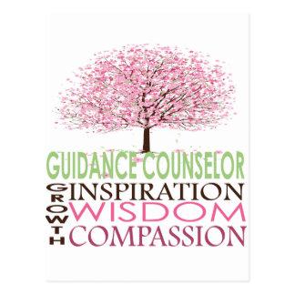 Guidance Counselor Postcard