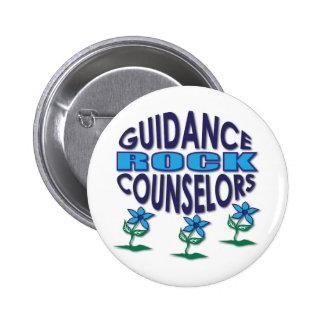 Guidance Counselors Gifts Pinback Button