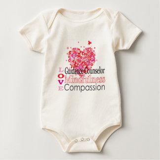 guidance counselors rock baby bodysuit