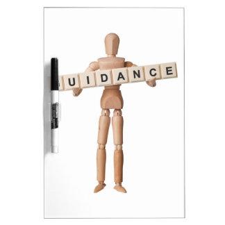 Guidance Dry-Erase Board