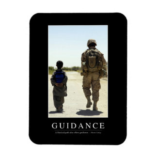 Guidance: Inspirational Quote Magnet