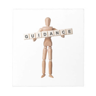 Guidance Notepad