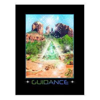 Guidance Sedona Postcard