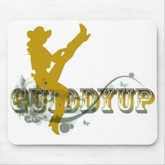 guiddyup mouse pad
