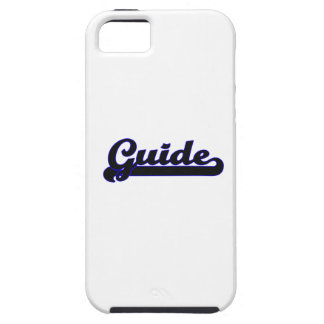 Guide Classic Job Design iPhone 5 Covers
