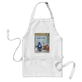 Guide Dog and Friend Adult Apron
