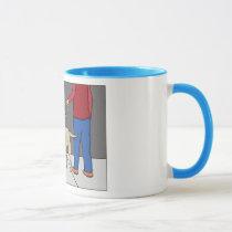 Guide Dog Guide (A Visual Gag) Mug